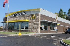 Hebron McDonald's